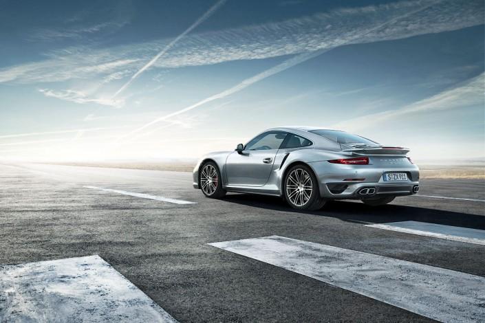 Porsche 911 Turbo — Kapstadt 1