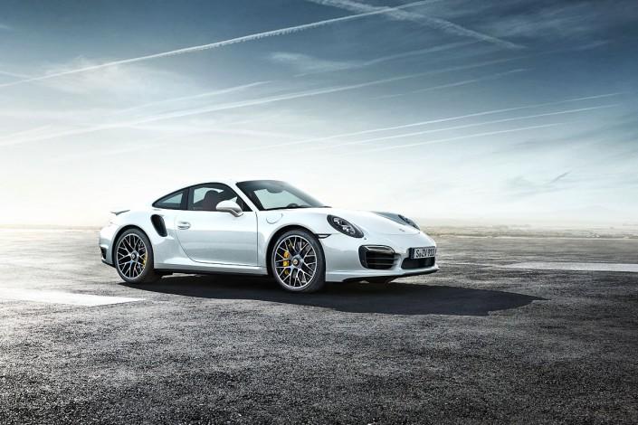 Porsche 911 Turbo — Kapstadt 2