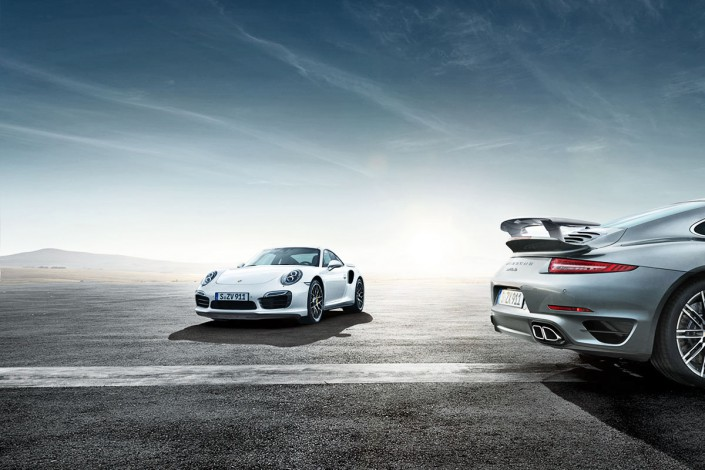 Porsche 911 Turbo — Kapstadt 3