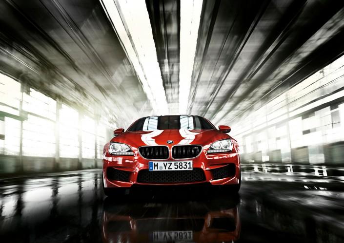 BMW M6 - Miami 05 ist ein Composing der Schalterhalle Postproduktion und Tobias Winkler - Bildbearbeitung München.