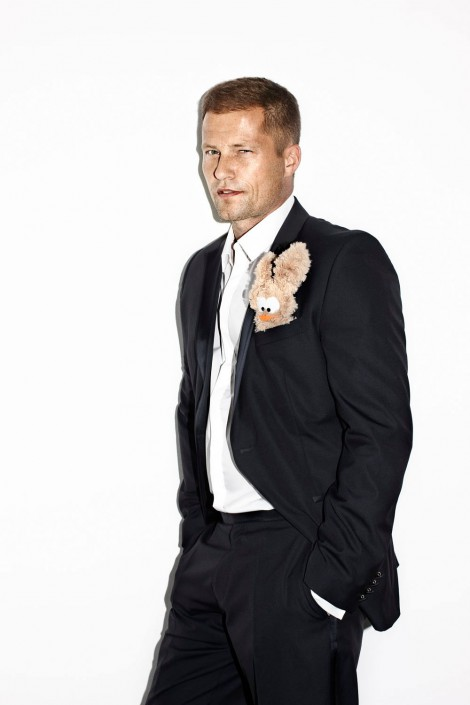 GQ Magazine Til Schweiger 1 is a people retouching project by Schalterhalle post production and Tobias Winkler Imaging.