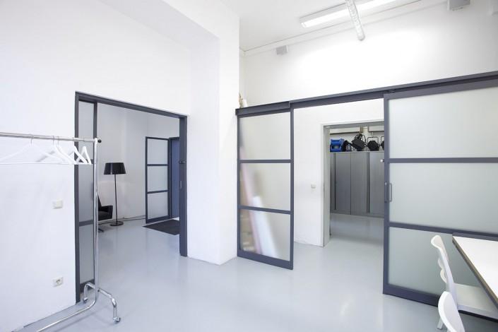 Mietstudio München Schalterhalle Styling 2
