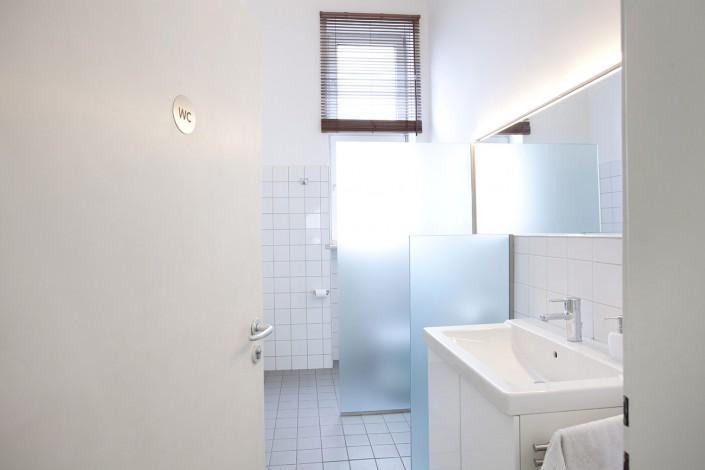 Mietstudio Muenchen WC