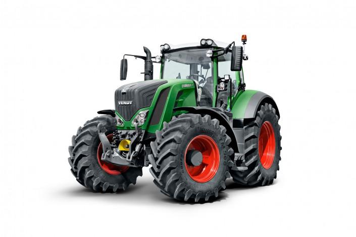 FENDT Traktor 2 ist ein Composing der Schalterhalle Postproduktion und Tobias Winkler - Bildbearbeitung München.