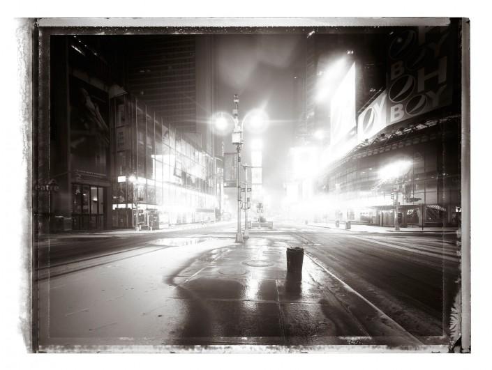 NEW YORK 2009 Times Square Lights ist ein Kunst Retusche Projekt der Schalterhalle Postproduktion und Tobias Winkler - Bildbearbeitung München.