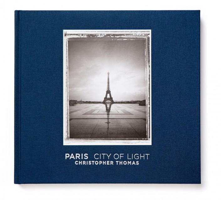 Paris im Licht - Fotobuch ist ein Composing der Schalterhalle Postproduktion und Tobias Winkler - Bildbearbeitung München.