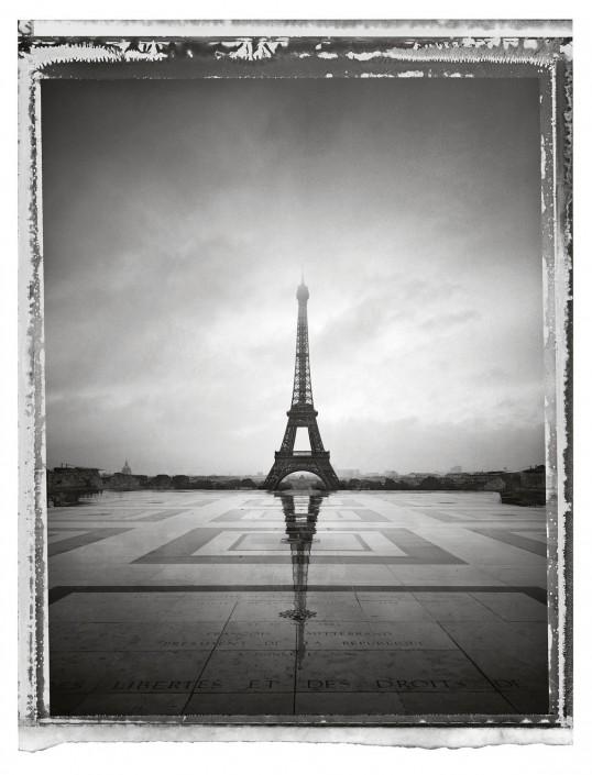 Paris 02 ist ein Kunst Retusche Projekt der Schalterhalle Postproduktion und Tobias Winkler - Bildbearbeitung München.