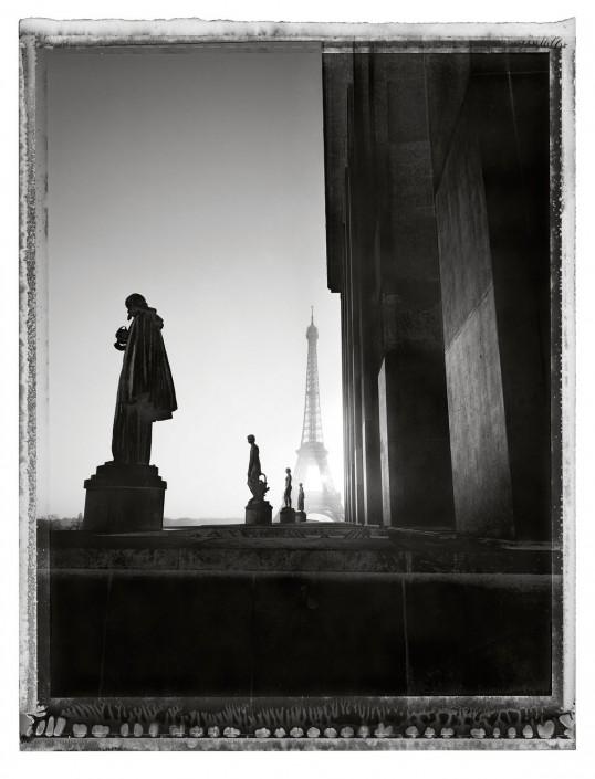 Paris 04 ist ein Kunst Retusche Projekt der Schalterhalle Postproduktion und Tobias Winkler - Bildbearbeitung München.