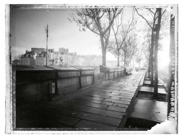 Paris 06 ist ein Kunst Retusche Projekt der Schalterhalle Postproduktion und Tobias Winkler - Bildbearbeitung München.