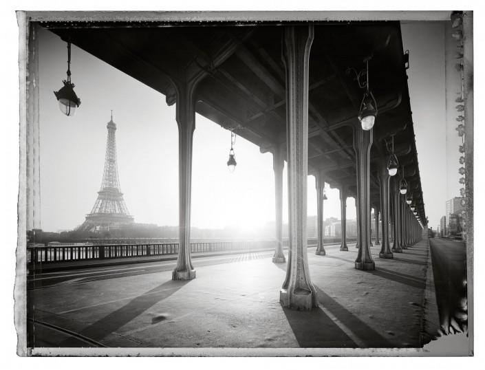 Paris 08 ist ein Kunst Retusche Projekt der Schalterhalle Postproduktion und Tobias Winkler - Bildbearbeitung München.