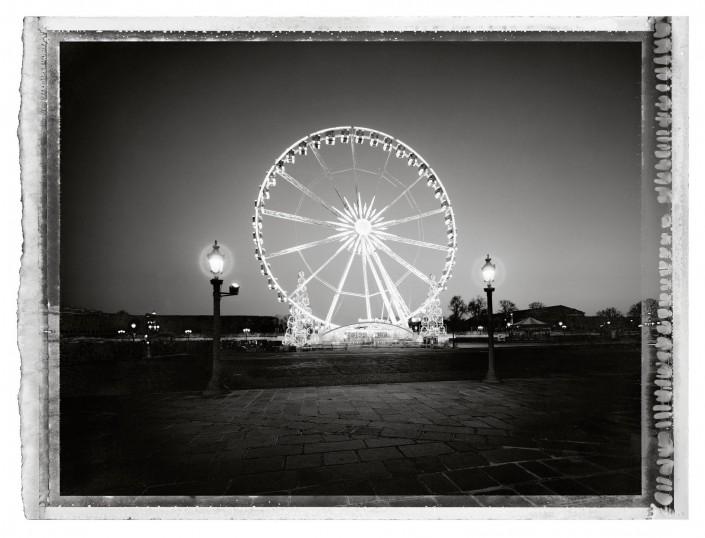 Paris 10 ist ein Kunst Retusche Projekt der Schalterhalle Postproduktion und Tobias Winkler - Bildbearbeitung München.