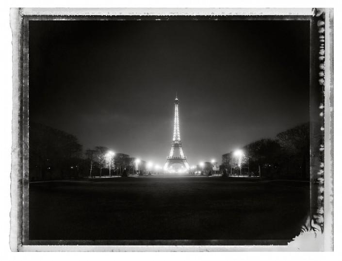 Paris 13 ist ein Kunst Retusche Projekt der Schalterhalle Postproduktion und Tobias Winkler - Bildbearbeitung München.