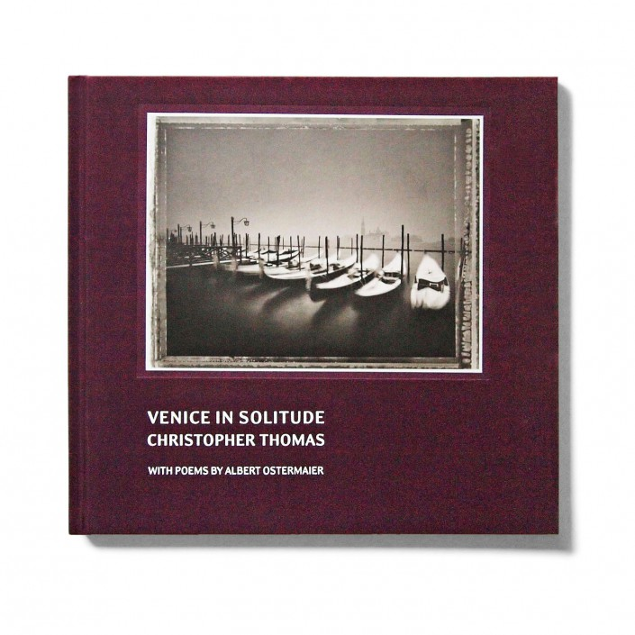 Venedig, die Unsichtbare - Fotobuch ist ein Composing der Schalterhalle Postproduktion und Tobias Winkler - Bildbearbeitung München.